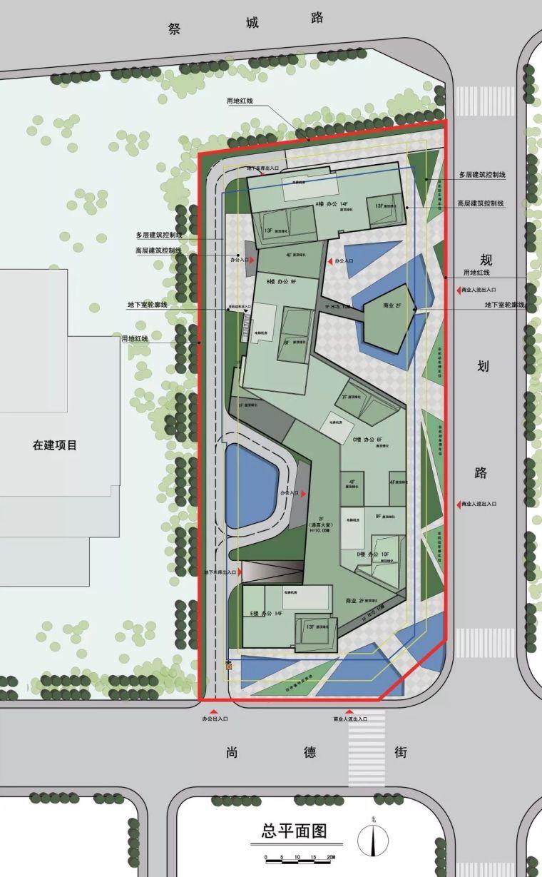 郑州建业智慧港 | 森拓设计机构