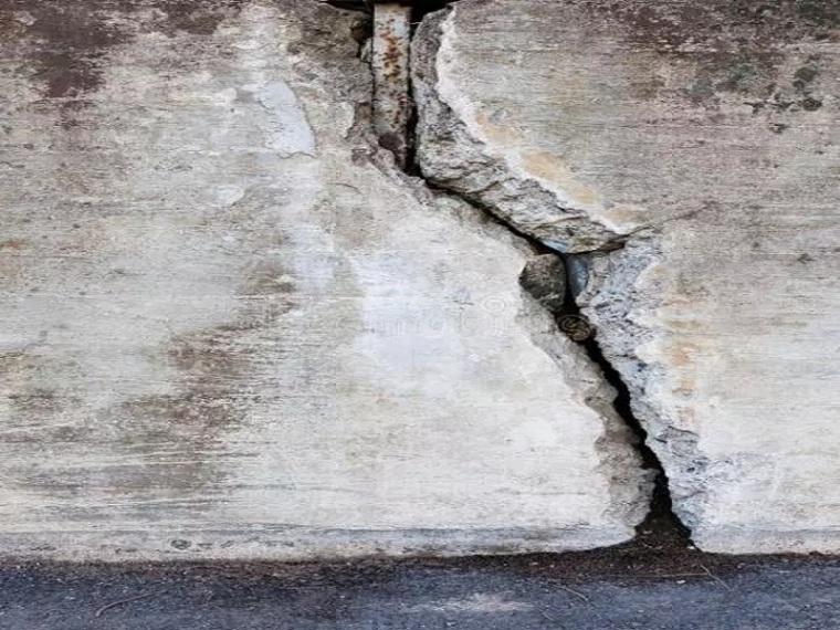 裂缝是如何一步一步的影响和摧毁混凝土结构的耐久性