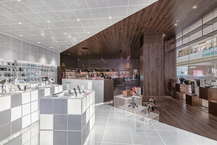 20套商业空间设计——挖掘现代设计的东方古典美学_1