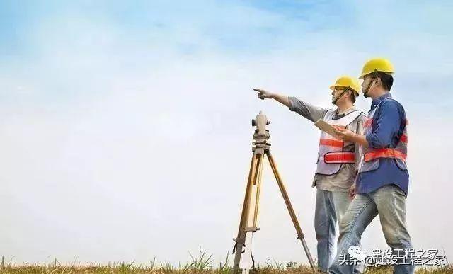 掌握放线的技巧,建筑工地测量员的必修课!