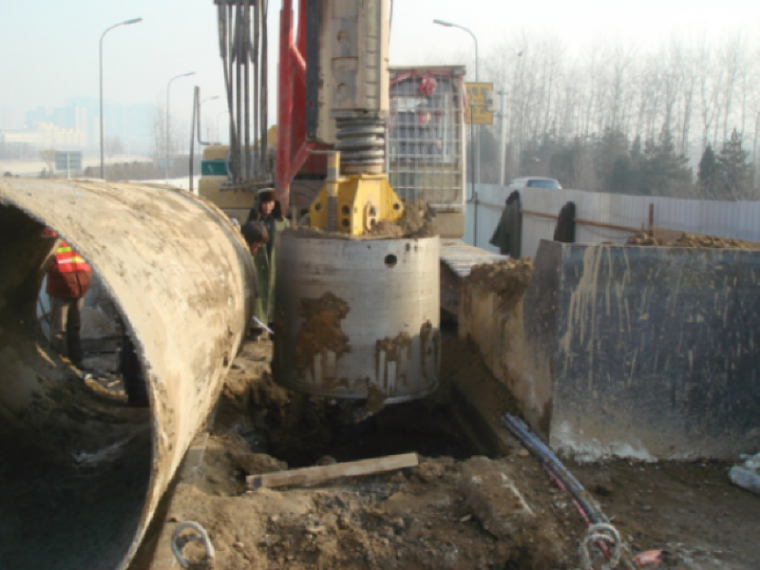 首都地区环线高速公路土建总体施工组织设计(123页)