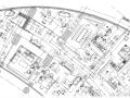 海口丹娜给排水施工图(含泵房大样,卫生间大样,中水处理系统,气体灭火布置图,太阳能热水屋顶平面图)