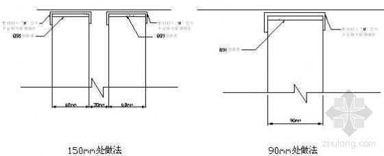 GRC板及保温板安装技术交底