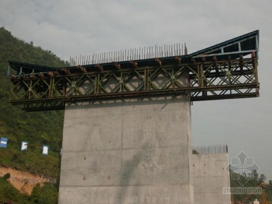 [广东]高速公路某大桥工程盖梁专项施工方案