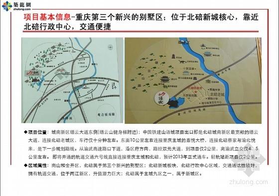 [重庆]大型别墅项目营销策划及规划报告