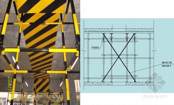 [广东]建筑工程模板及模板支架施工质量控制措施