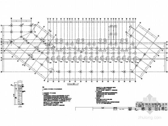 [浙江]六层框架结构住宅楼结构施工图
