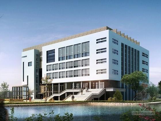 [河南]2015年12月技师学院实训楼项目建筑安装工程概算书(总概算1000万元)