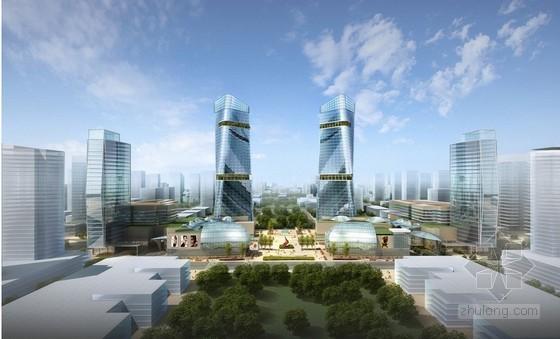 [知名地产]广东大型城市综合体项目建安工程投标报价书(含地下室)