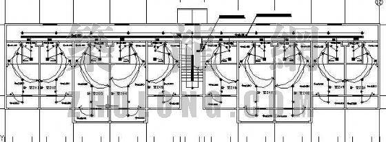 某职工食堂和宿舍楼电气设计