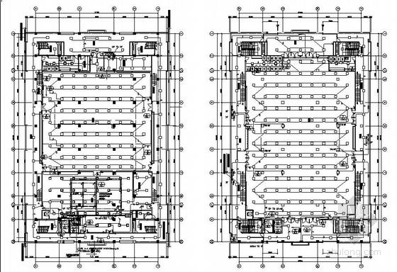 东莞某工业厂房二期工程电气施工图