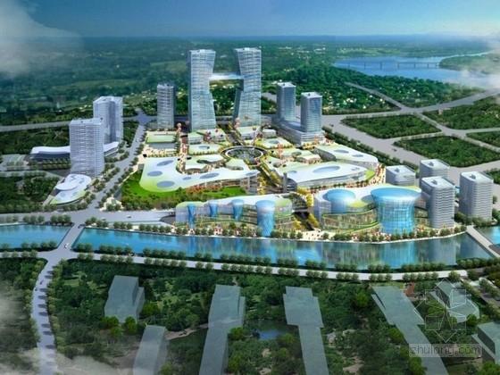 [福建]某区城市规划及单体设计方案文本