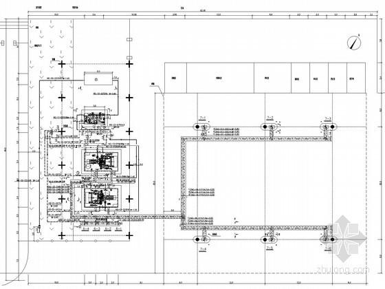 [河北]汽车加气站CNG管道工艺设计施工图