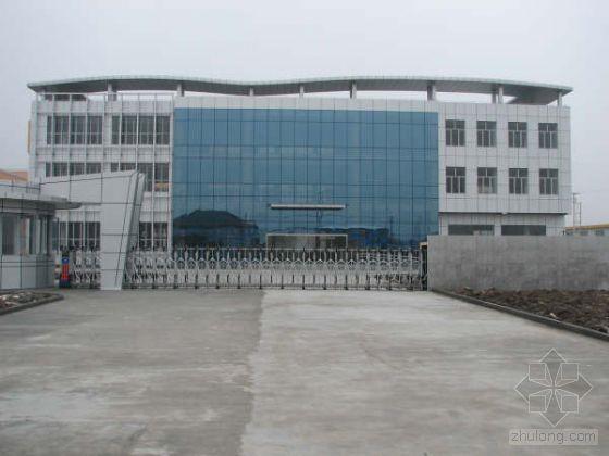 北京某多层框架剪力墙结构综合楼施工组织设计(创长城杯)
