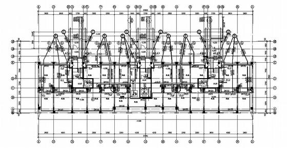 吉林某十五层住宅给排水设计图