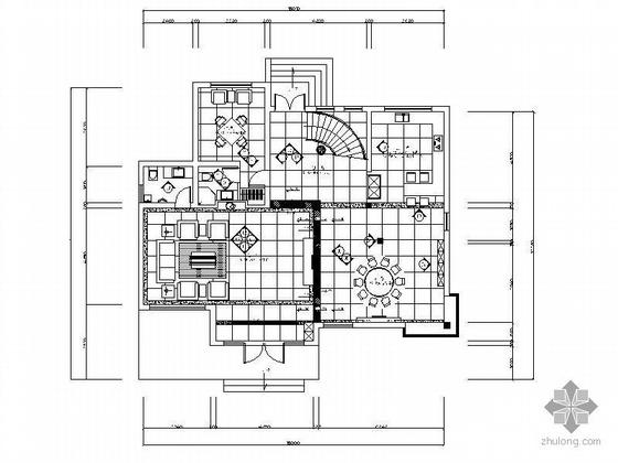 [宁波]双层别墅设计方案