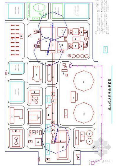 重庆某电厂2×150MW机组施工组织设计
