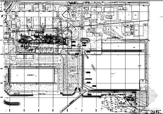 东莞某电厂烟气脱硫工艺流程图2