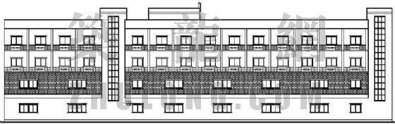 某公寓楼建筑施工设计方案