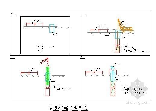 [广东]轻轨钻孔灌注桩基础施工方案(溶洞地区)