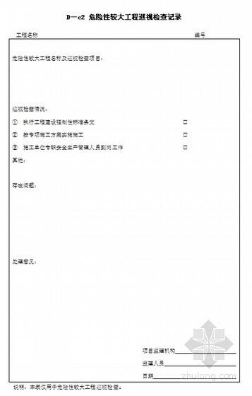 监理工作通用表格文件报告版式合集(共121页 文件全面)