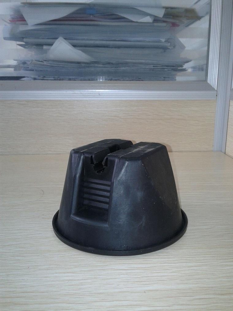 钢结构厂房屋顶防雷避雷支架支墩的使用方法