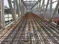 压型钢板混凝土组合楼板施工技术