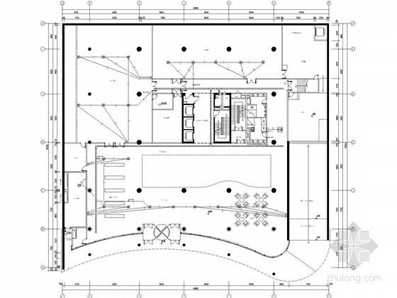 [内蒙古]多层办公楼强弱电系统施工图
