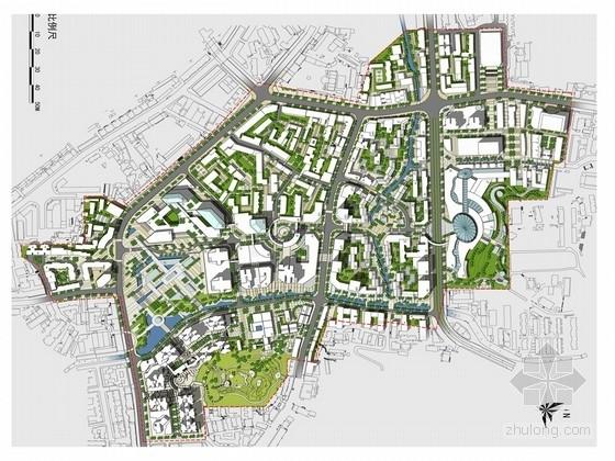 [重庆]特色主题城市道路景观规划设计方案