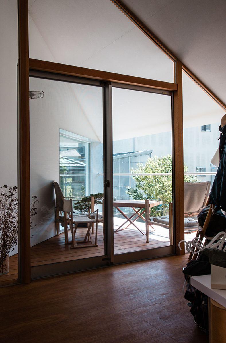 这些日本房子看着很简陋,但空间布局令人咋舌!_32