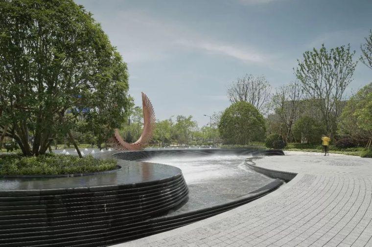居住区|杭州示范区景观设计项目盘点_28