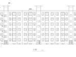 某小区1#楼全套图纸和预算