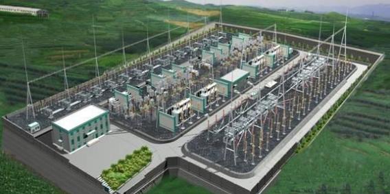 成都马场110KV变电站新建工程施工组织设计