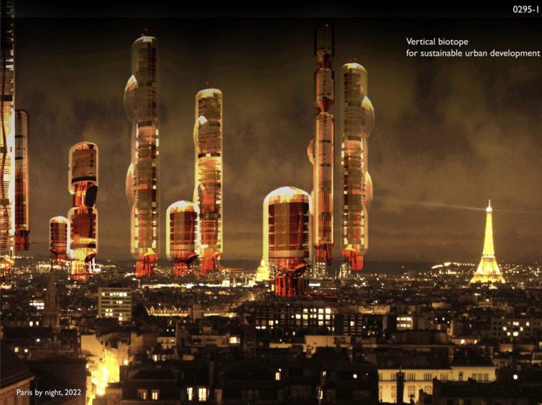 2007摩天大楼设计竞赛eVoloSkyscraperCompetition获奖作品
