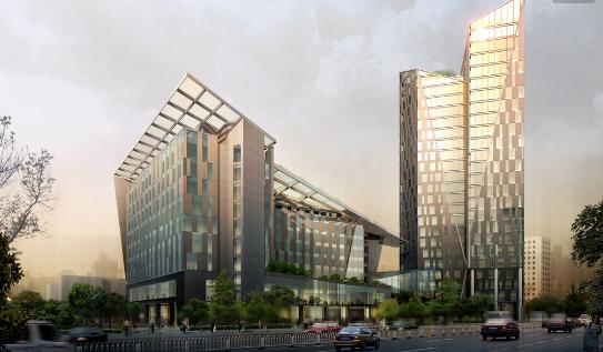 湖南综合楼机电安装工程方案