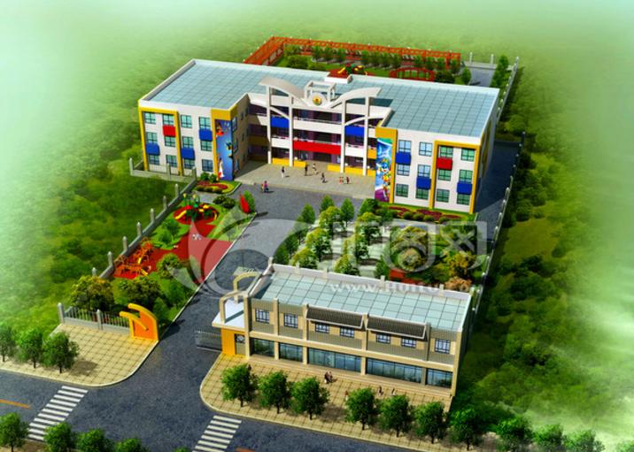 强烈推荐!20套幼儿园建筑结构施工图合集