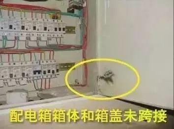 施工现场60种用电隐患,你们项目有吗?_24
