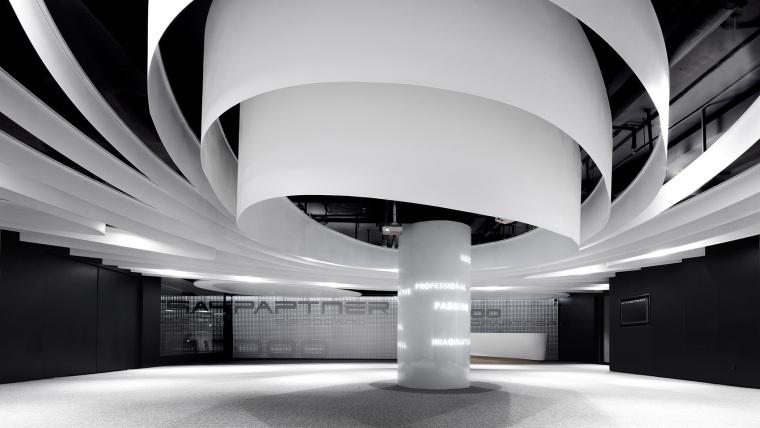 武汉Pinwell创意办公展厅-6