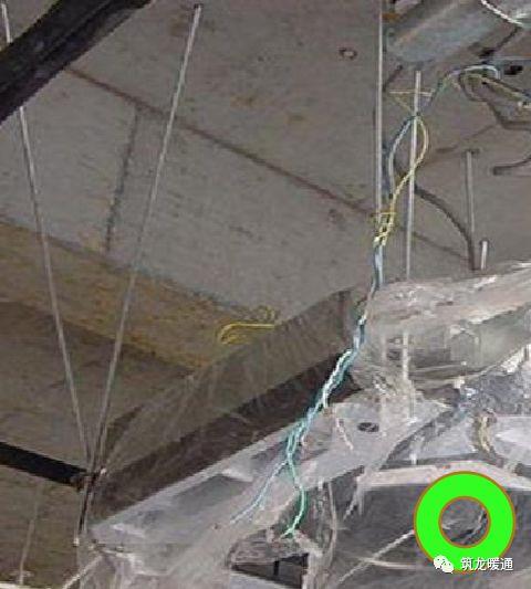 风管安装常见11项质量问题实例,室内机安装质量解析!_47