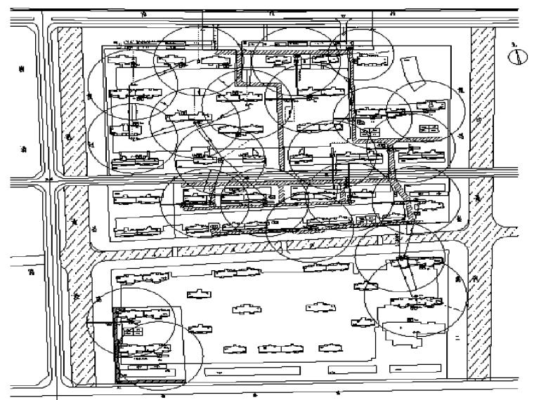 [阜阳]碧桂园混凝土框架结构商业建筑塔吊防碰撞专项方案(24页)