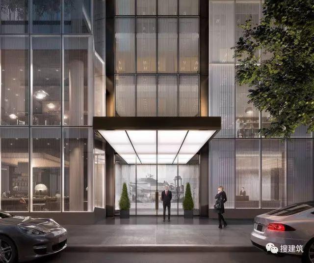 """万科在纽约开发的""""新地标住宅"""",高200米,1000-1600平方英尺的_29"""