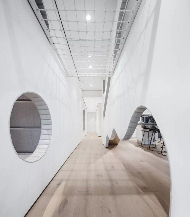 新作|打破N室N厅的桎梏:墙宅/立木设计研究室