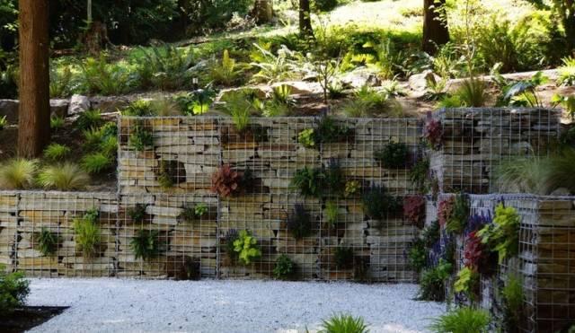 你的花园,需要一个石笼(附教程和美图)_37