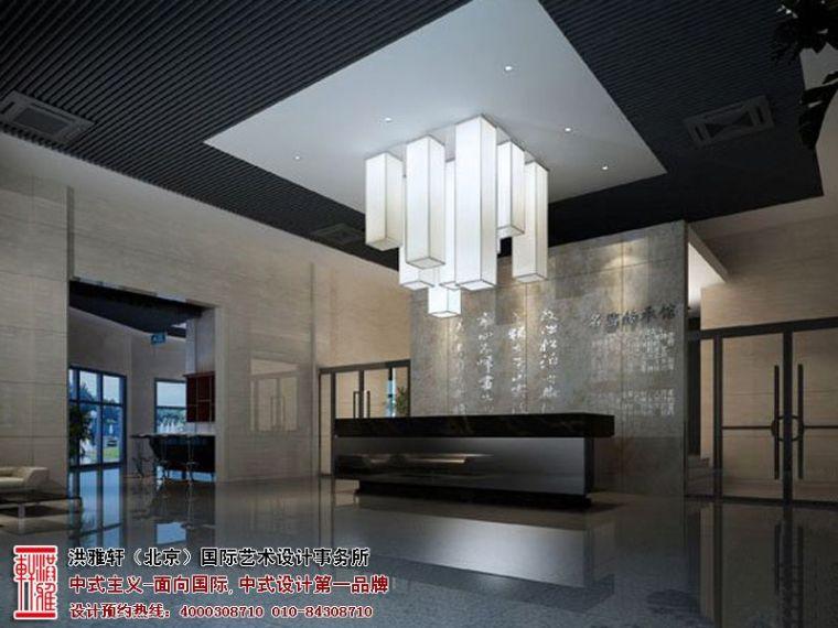 现代风格办公室设计效果图,新颖时尚颇具创意_4