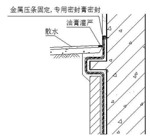 [干货]特殊部位的防水工程做法大全_5