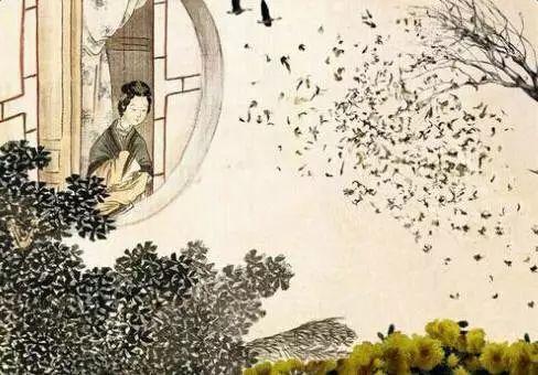 宋词里的庭院,古人的生活美学_12