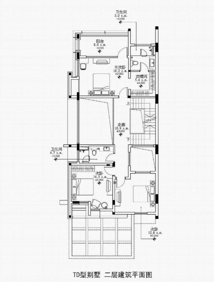 珠海华发水郡花園二期項目TD別墅深化方案及效果图(31页)
