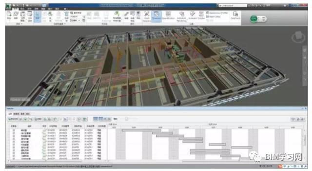 BIM技术应用于超高层机电安装工程||案例_16