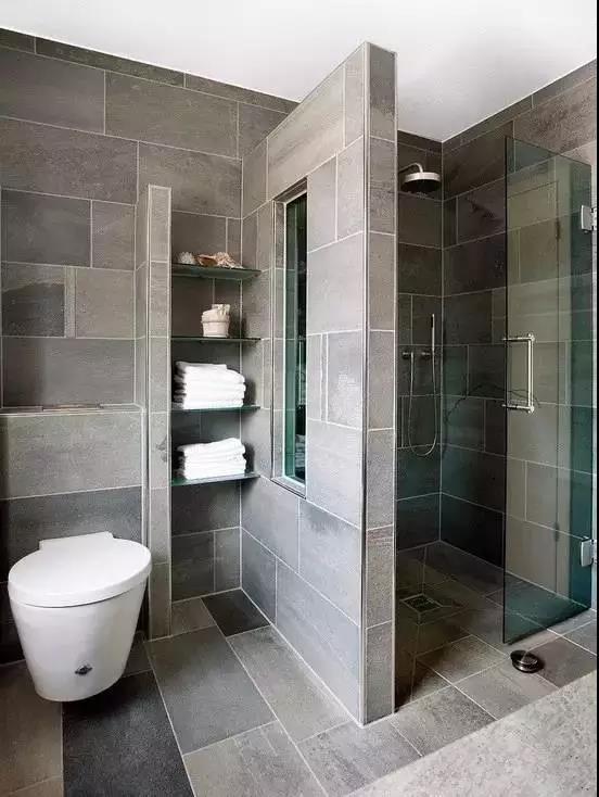 [装修知识]洗澡后卫生间总是湿漉漉的?原来是装修前忘记这个!_8