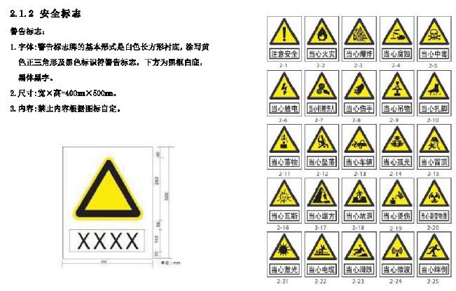 施工企业工程项目现场标准化图册(图文并茂)_3